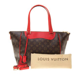 Louis Vuitton M51193 Monogram Canvas Estrela NM Tote Bag with Shoulder Strap