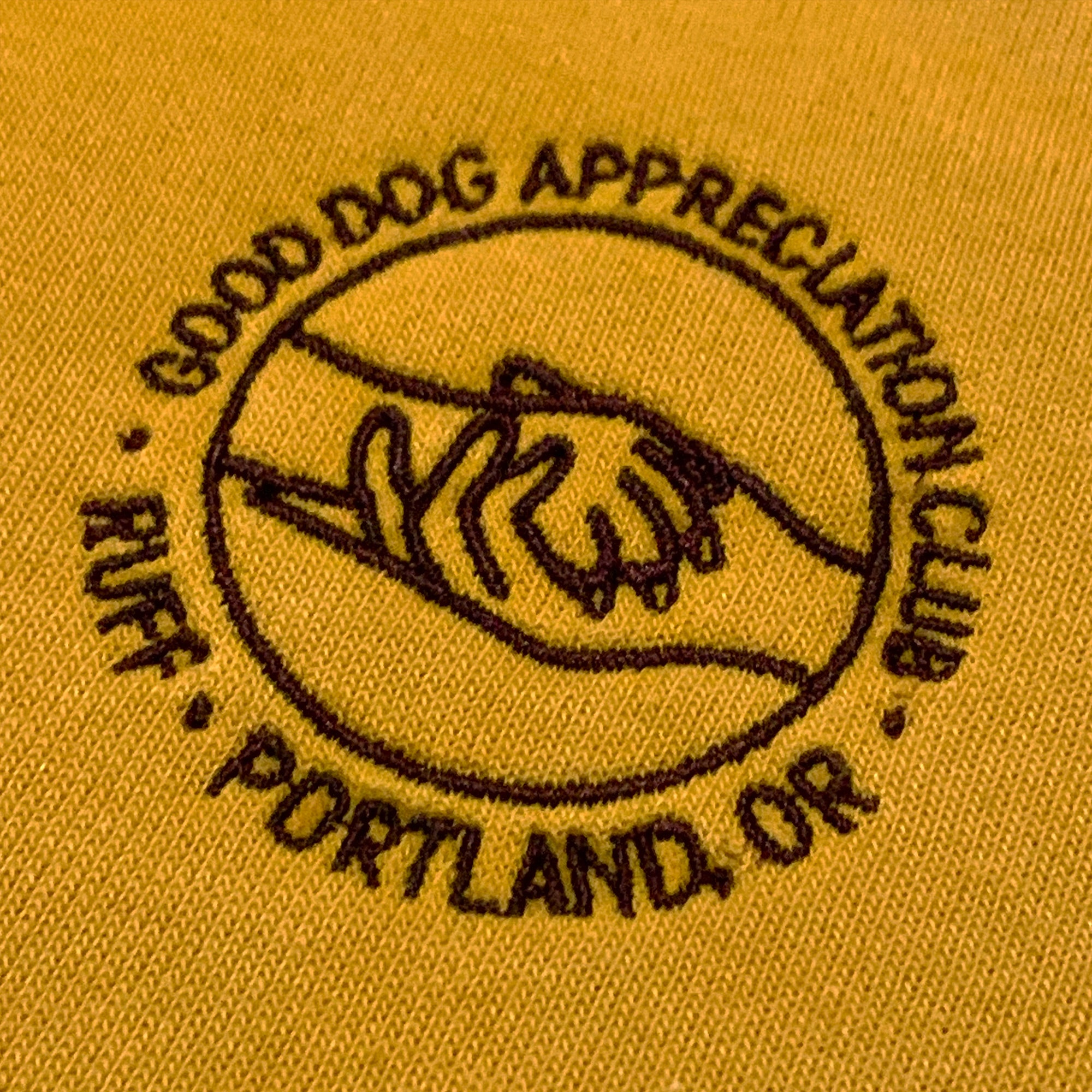 Good Dog Appreciation Club Crewneck Sweatshirt