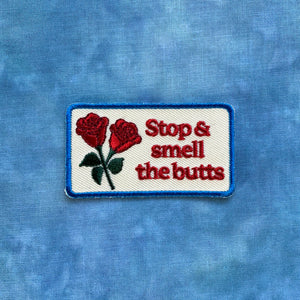 Stop and Smell the Butts - Dog Merit Badge