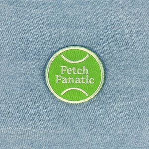 Fetch Fanatic - Dog Merit Badge