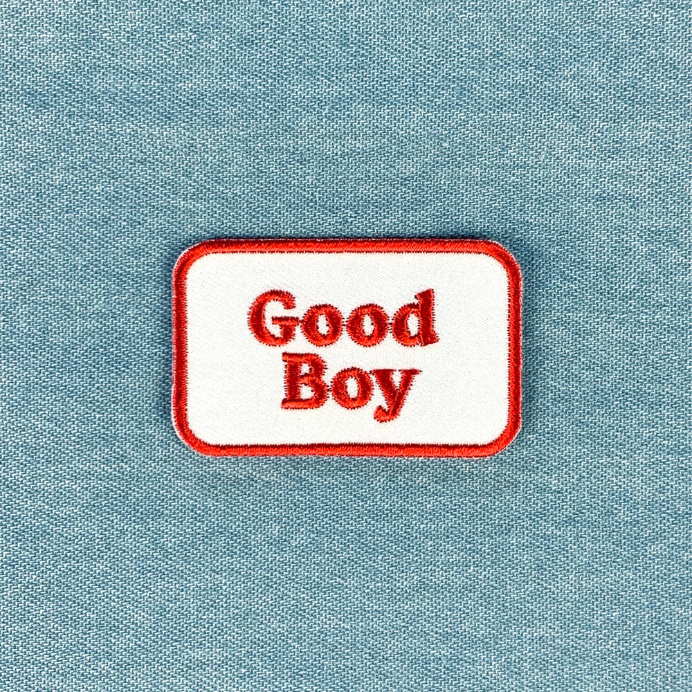 Good Boy - Dog Merit Badge