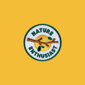 Nature Enthusiast - Dog Merit Badge