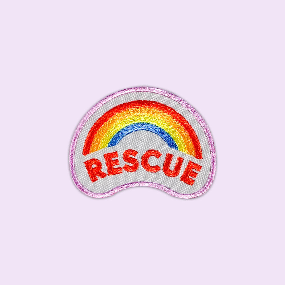 Rescue - Dog Merit Badge