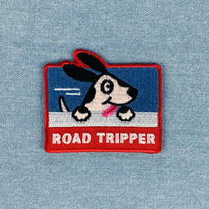 Road Tripper - Dog Merit Badge