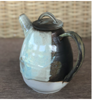 Load image into Gallery viewer, Tall Teapot