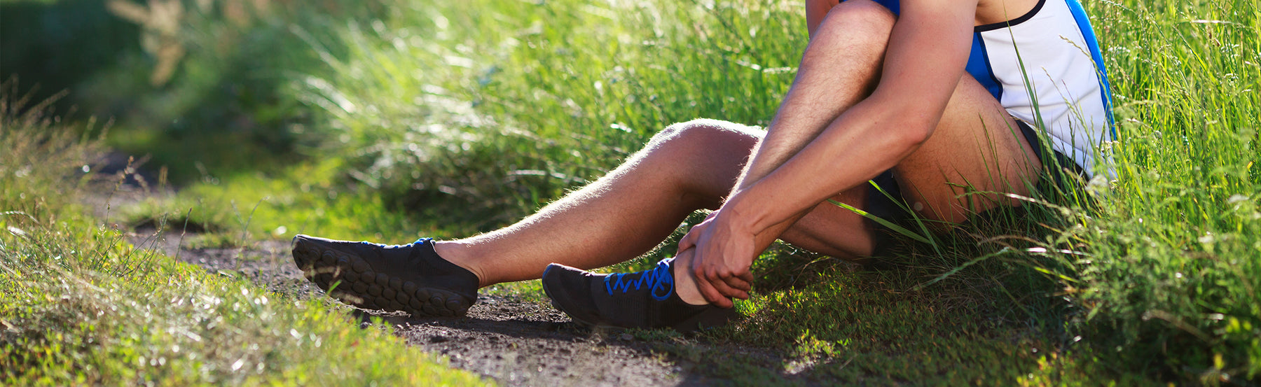 Seven Ways to Deal with a Sprained Ankle