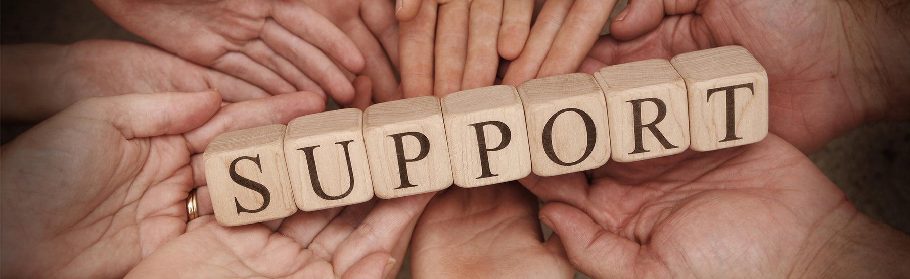 Using Support Groups to Cope with Pain
