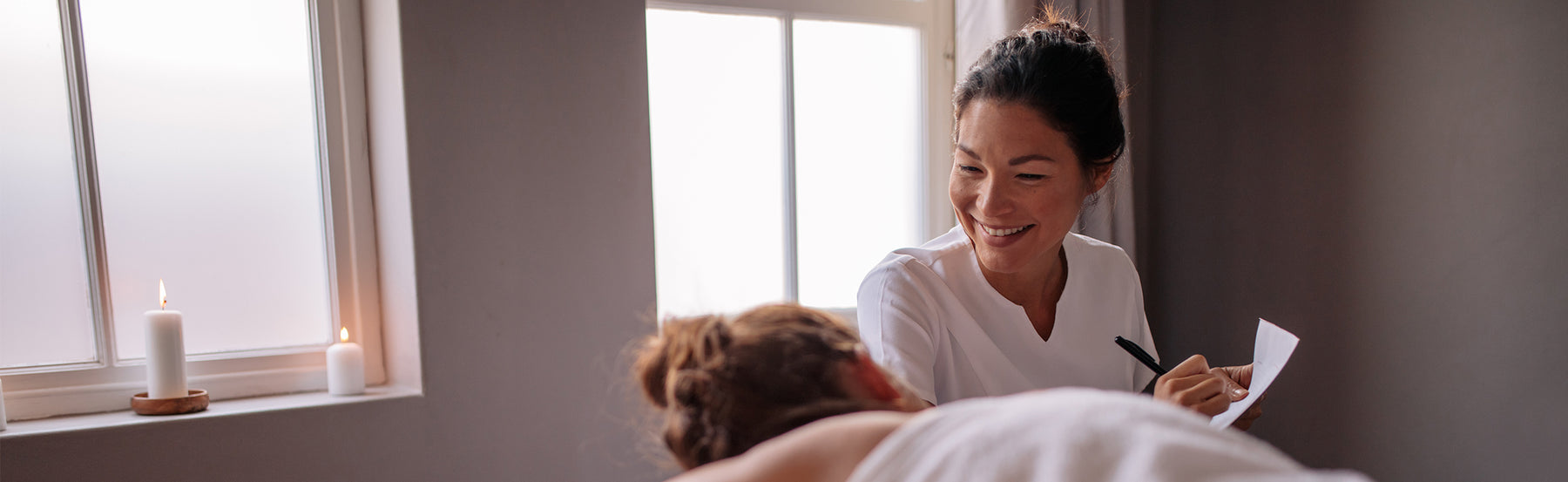 What Should Massage Therapists Learn About New Clients?