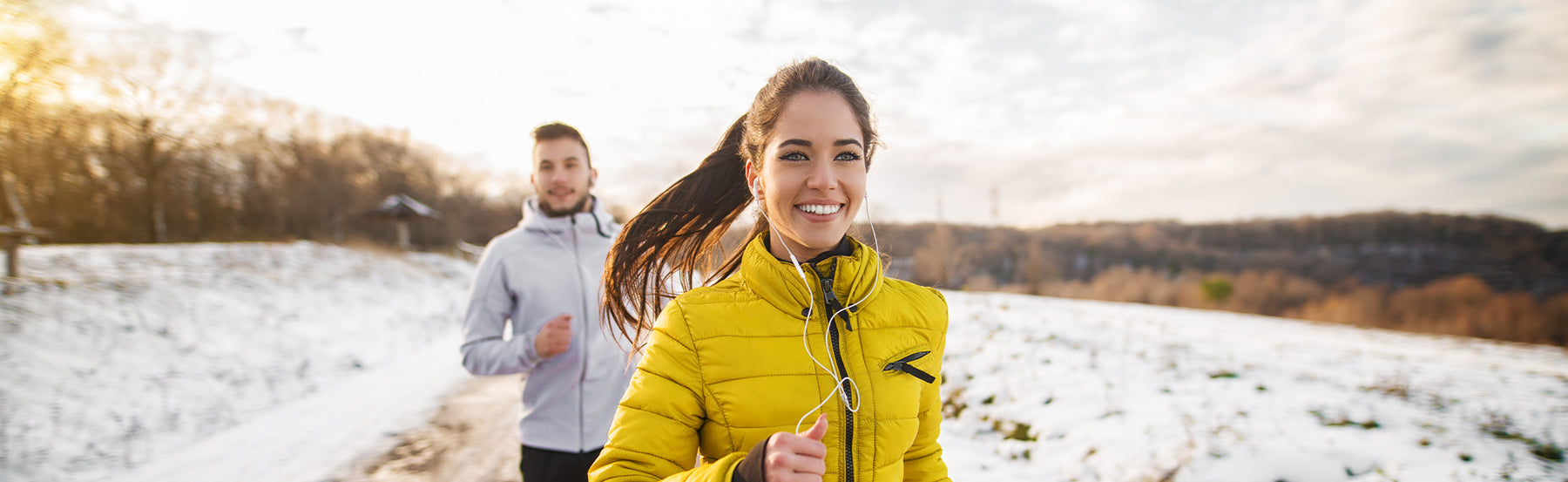 Winter Weather Safety Tips for Outdoor Exercise