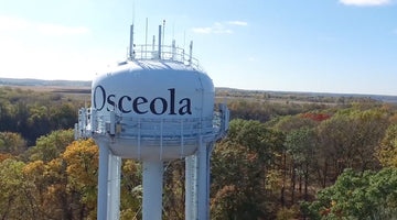 Just Off Main Street - Featuring our town of Osceola, WI