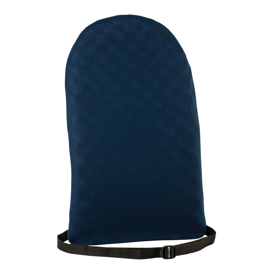 Comfort Core Backrest Blue