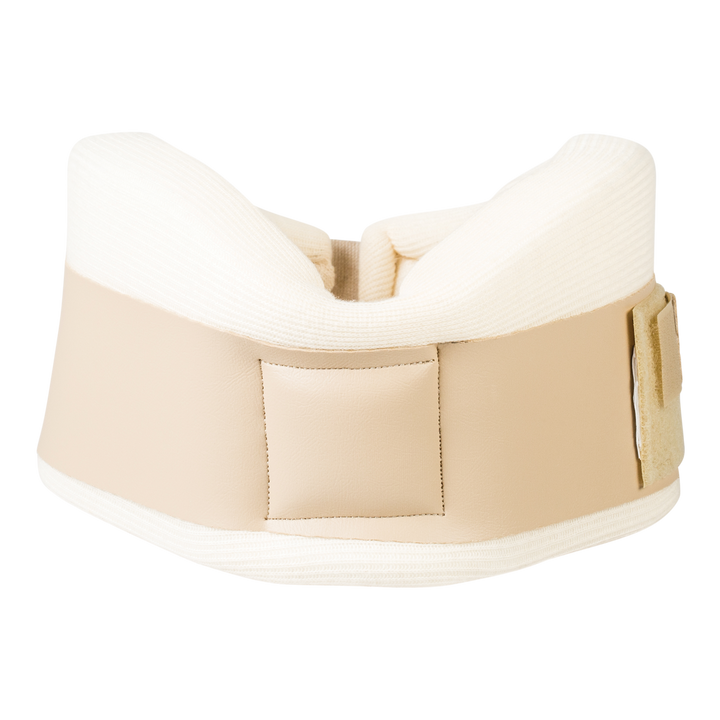 Foam Cervical Collar With Vinyl Strap