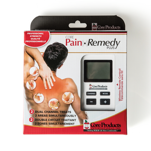 Core Pain Remedy Plus Wireless TENS
