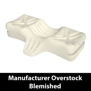 Therapeutica Orthopedic Sleeping Pillow - Manufacturer Overstock Blemished