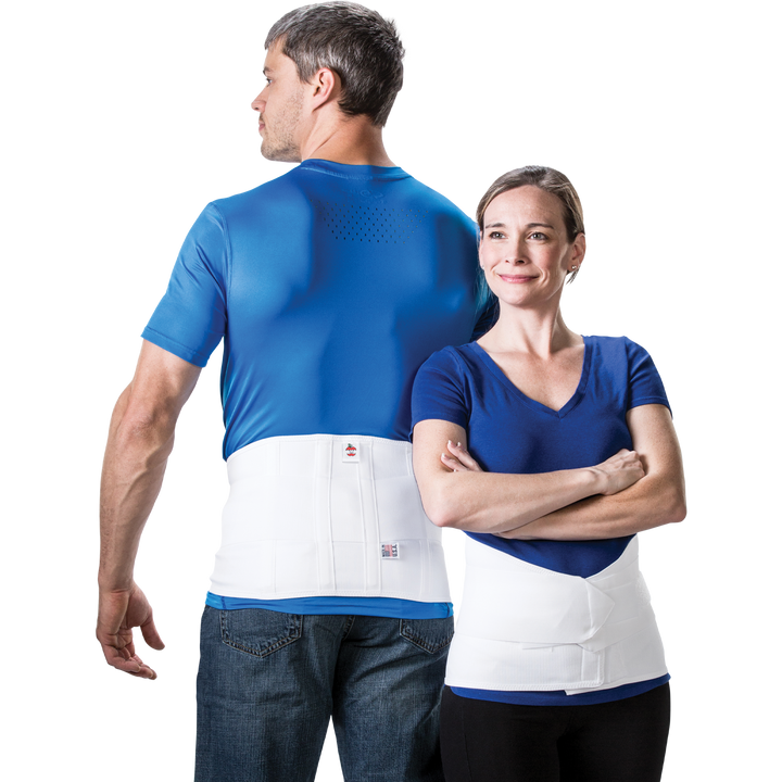 Triple Action Elastic Back Support