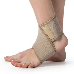 "NelMed 3"" Beige Ankle Support"