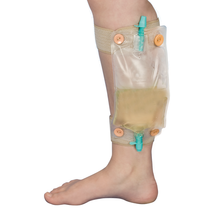 NelMed Calf Urinary Bag Support