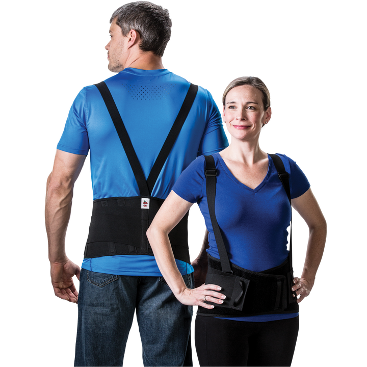 Elastic Industrial Back Support Belt
