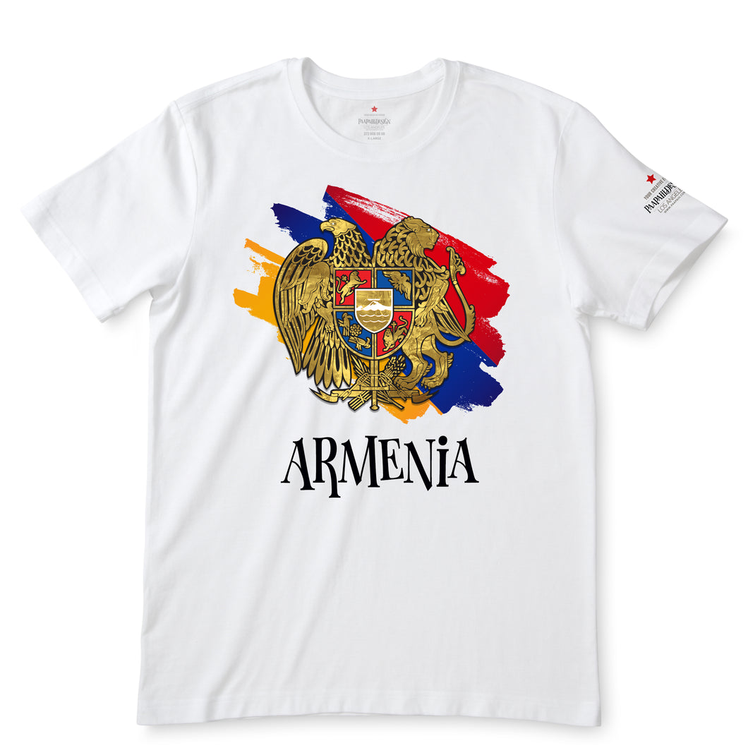 Armenia Coat of Arms  T-Shirts