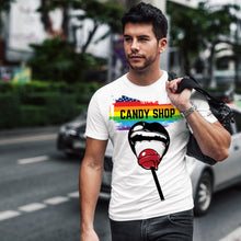 Load image into Gallery viewer, Candy Shop White T-Shirts