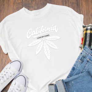 Happy Lifestyle  White T-Shirts