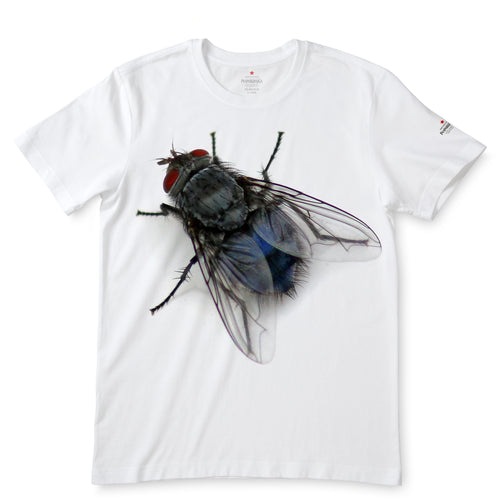 Fly White T-Shirts