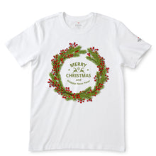 Load image into Gallery viewer, Merry  Christmas White T-Shirts