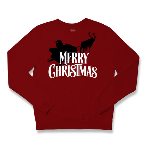 Royal Christmas Red Sweatshirts