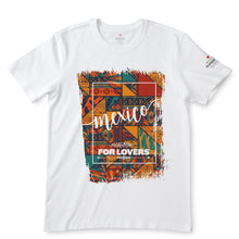 Load image into Gallery viewer, Mexico For Lovers White T-Shirts
