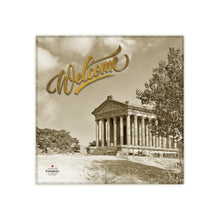 "Load image into Gallery viewer, Temple of Garni Elegant Cloth Dinner Napkins, 17""x17"""