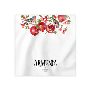 "Armenian Paradise Cloth Dinner Napkins, 17""x17"""