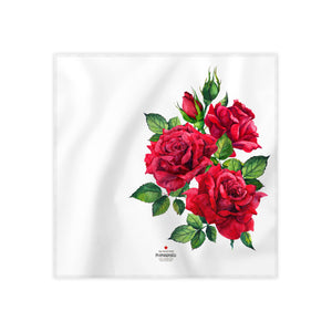 "Red Roses Cloth Dinner Napkins , 17""x17"""
