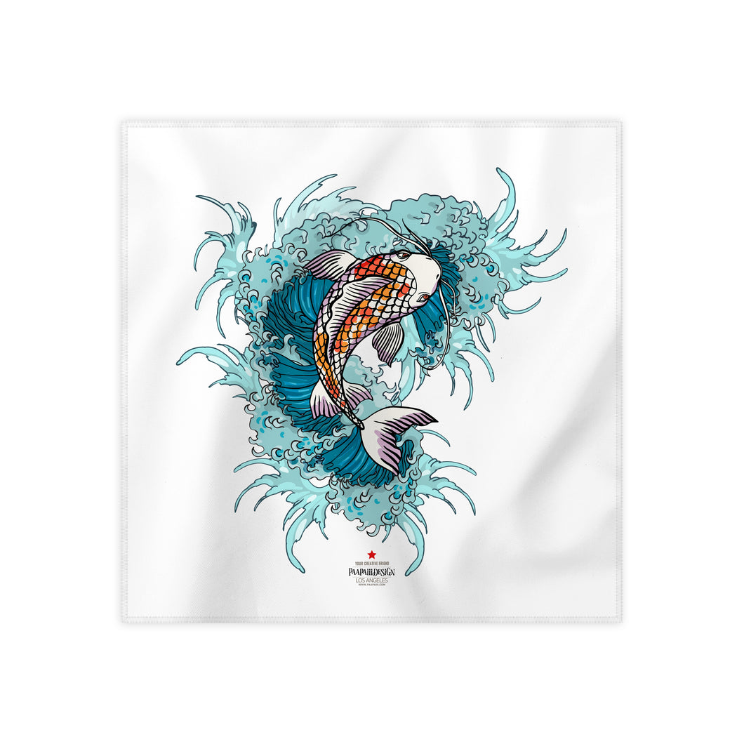 Fish Day Cloth Dinner Napkins , 17