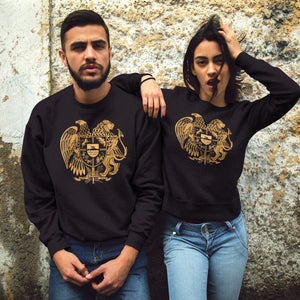 Armenian Hero Black Sweatshirts