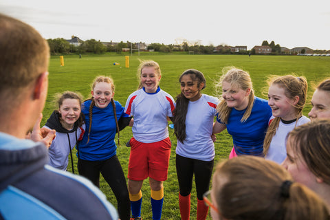 Girls Rugby Contact Sports Caulicure
