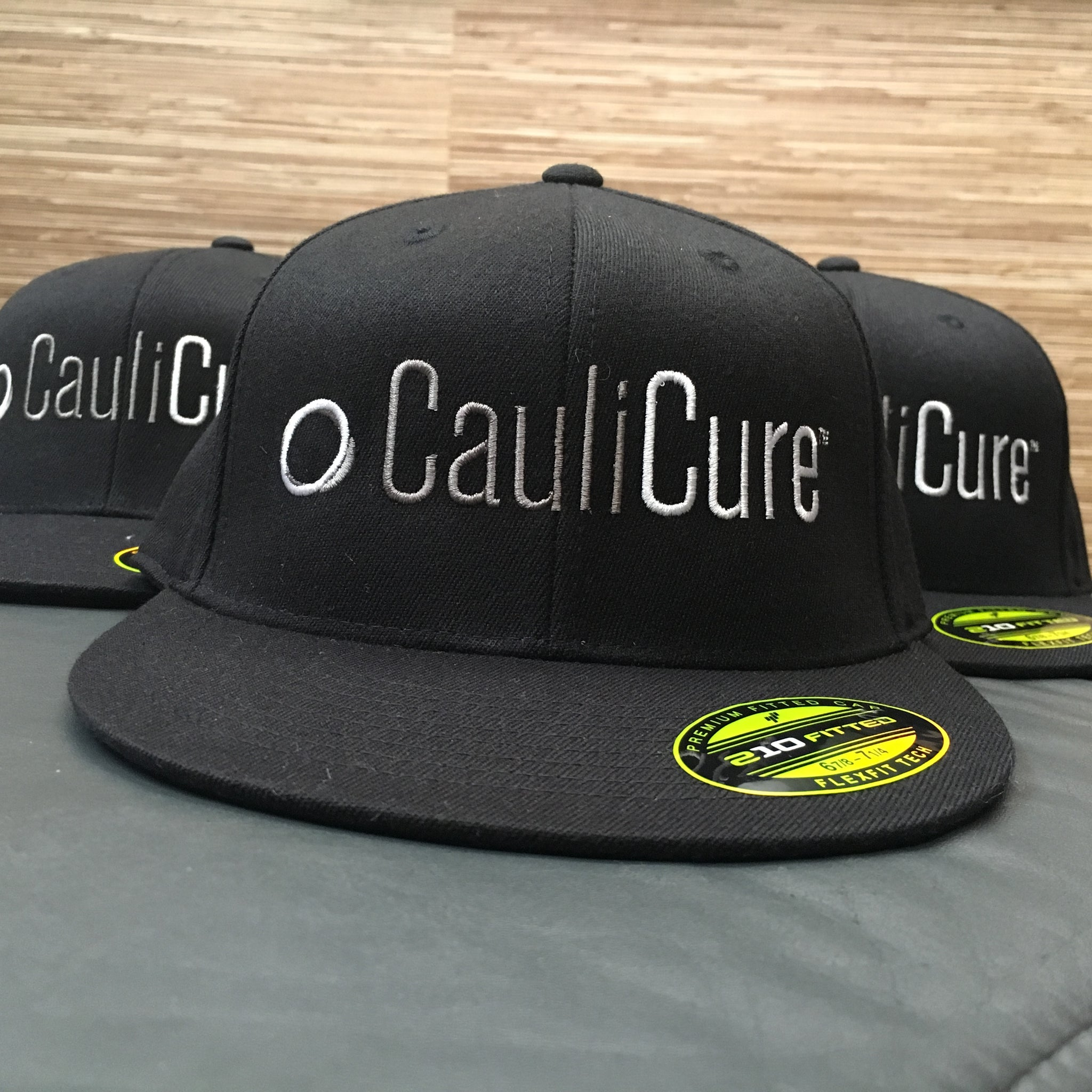 Caulicure Cauliflower ear prevention solution flat bill hat