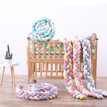 Braided Cot Bumper