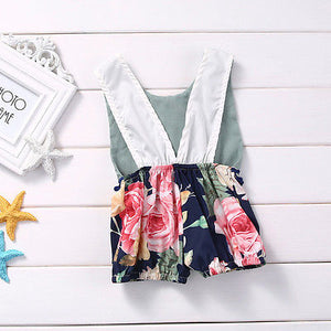 Kaileigh | Girls Romper