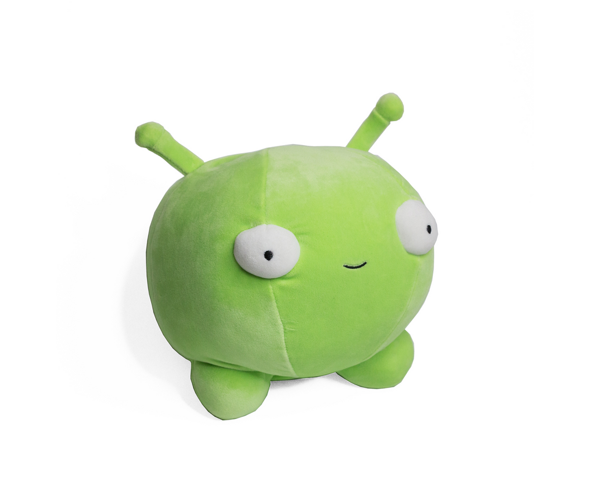 FINAL SPACE - MOONCAKE PLUSH
