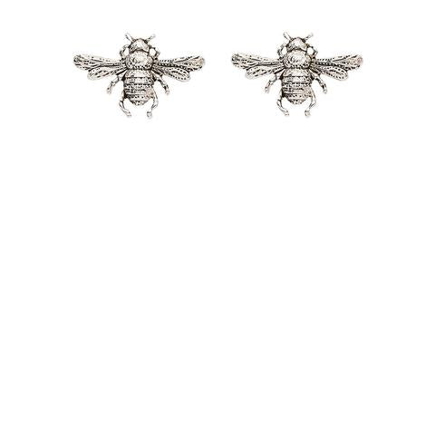 Royal Whisperer Studs Silver