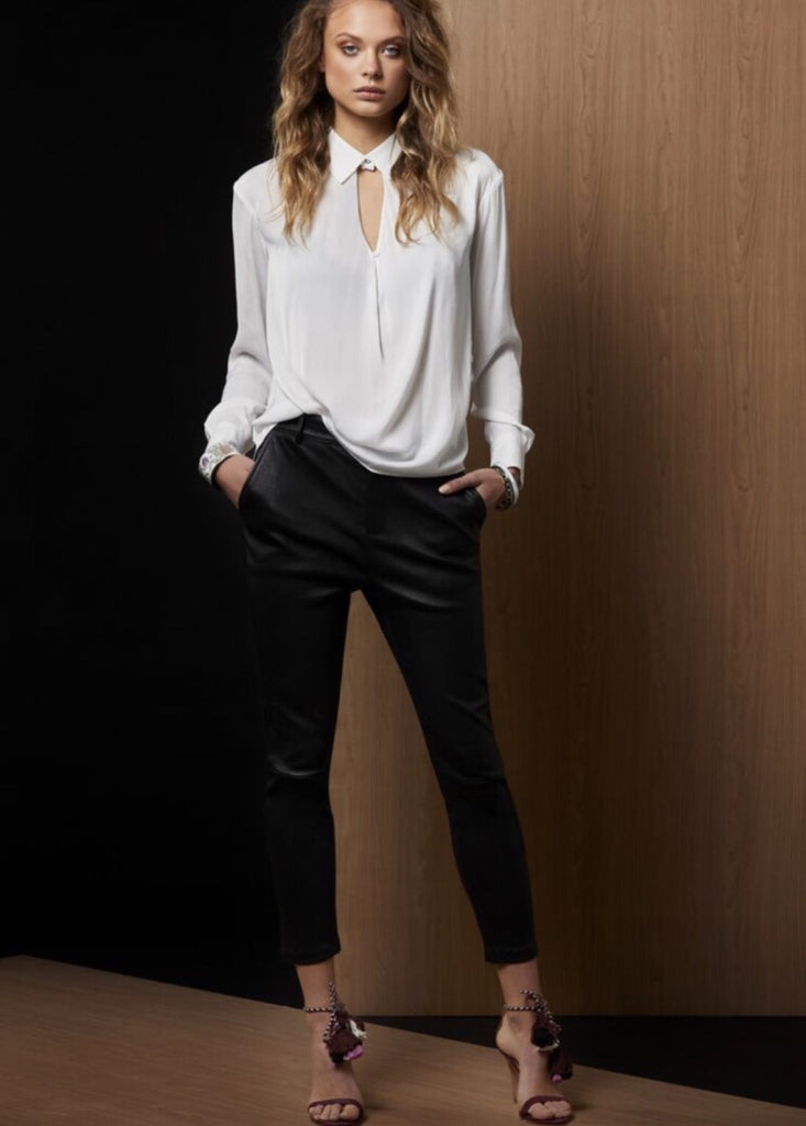 Luxe Second Skin Leather Pant