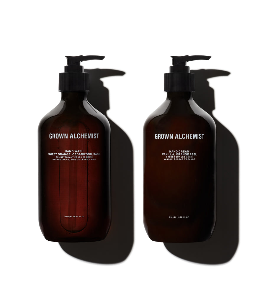 Alchemist Hand Wash & Hand Cream Twin Set