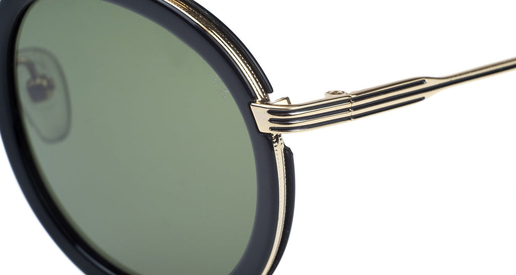Sanctum Eyeware Black/Gold