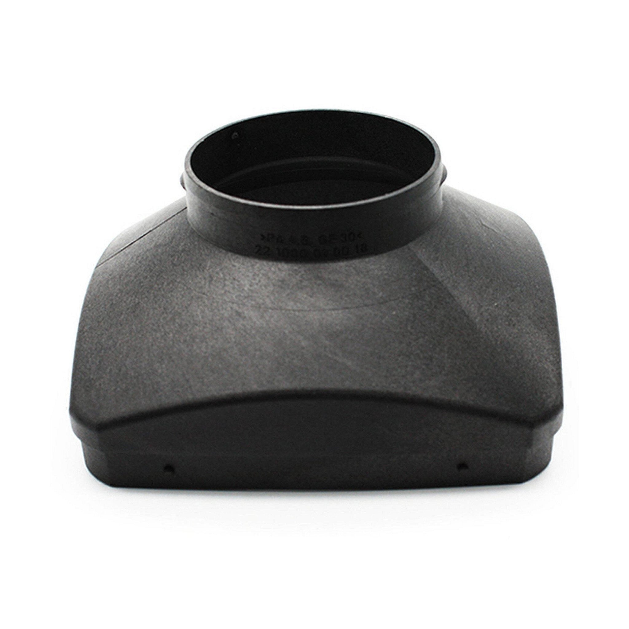 Air Outlet Hood 75mm - 5kW Plastic Case