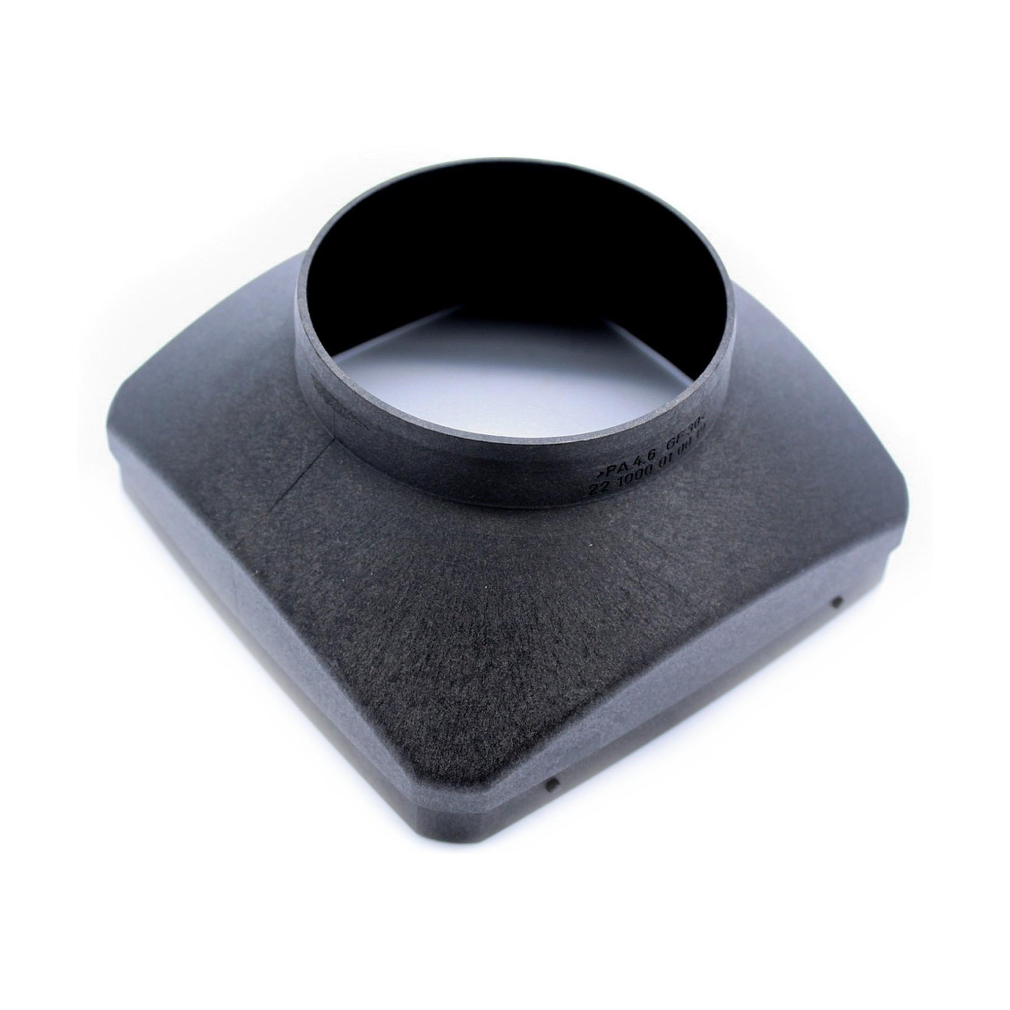 Air Outlet Hood 90mm - 5kW Plastic Case