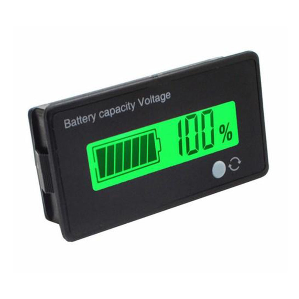 Battery Capacity - Voltage