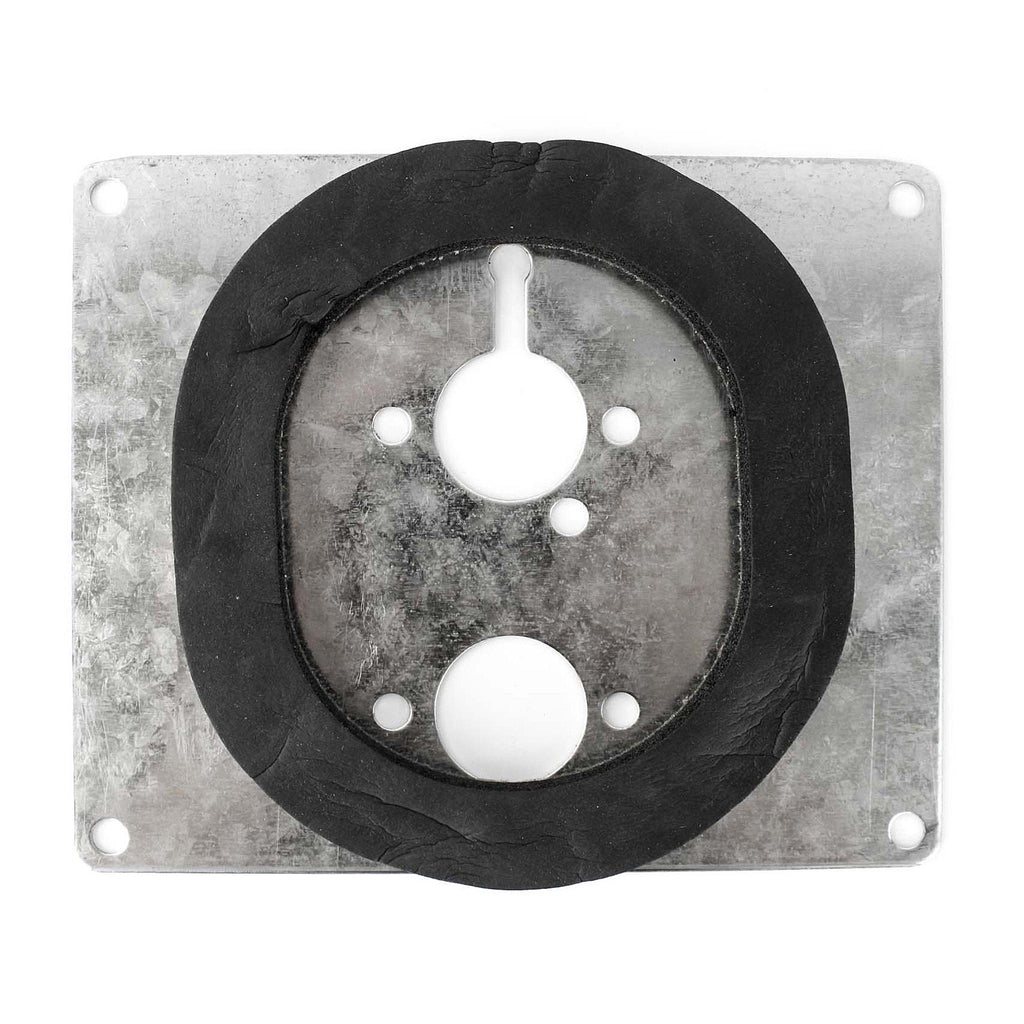 Bottom Plate with Gasket