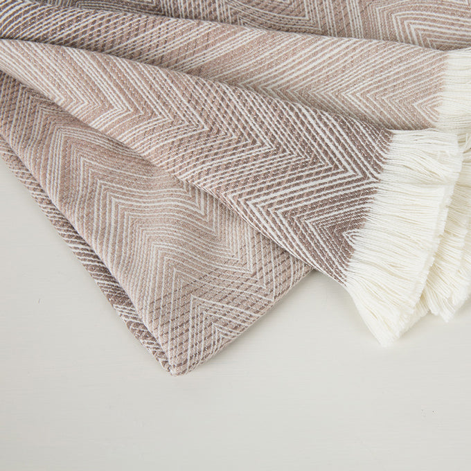 Missoni Timmy Throw Natural (481) | Missoni Home | Living