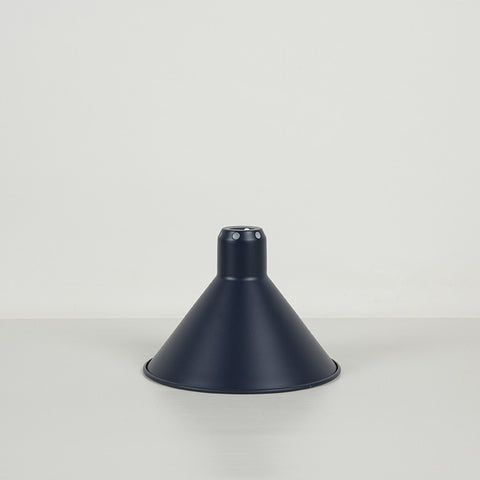 Lampe Gras Cone Shade - Stain Blue
