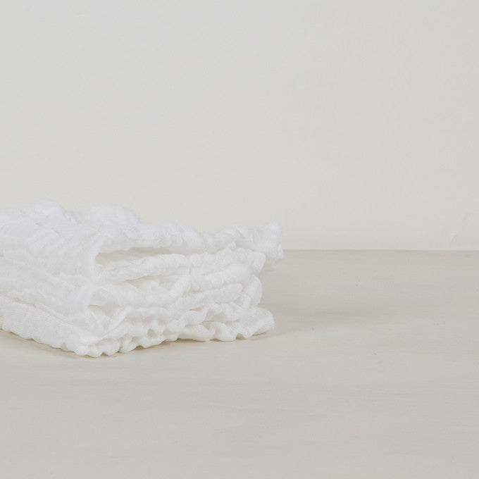 Sweet William Muslin Wash Cloths